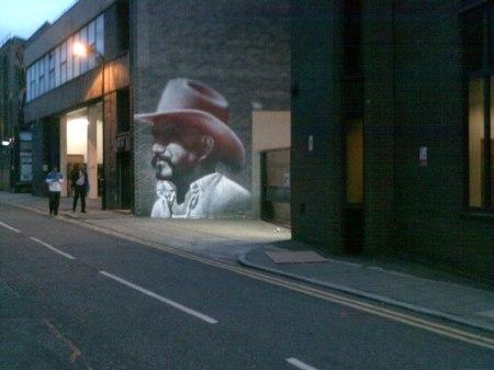 London Mural