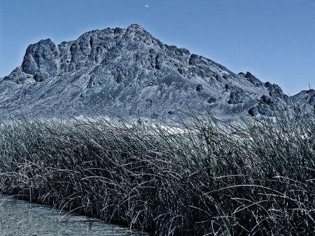 Black Rock Desert Moon